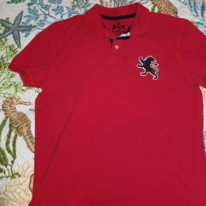 Mens Express polo shirt